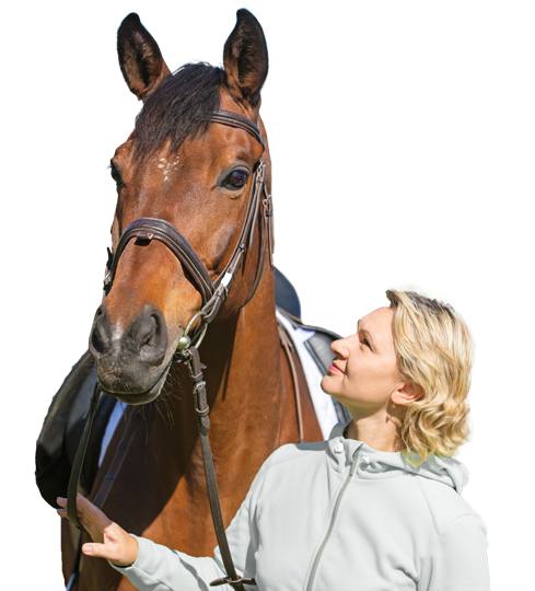 Nutriscience supplements for horses