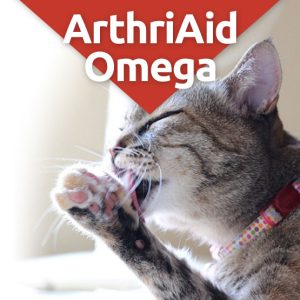 ArthriAid™ Omega Cat Supplement