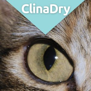 clinadry eye lubricant for catds