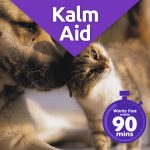 KalmAid calming supplement for cats