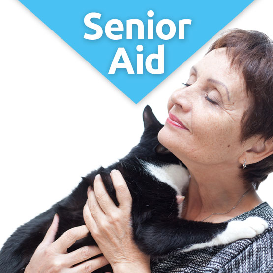 Senioraid for older cats